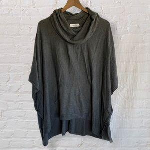 Calvin Klein sweater poncho